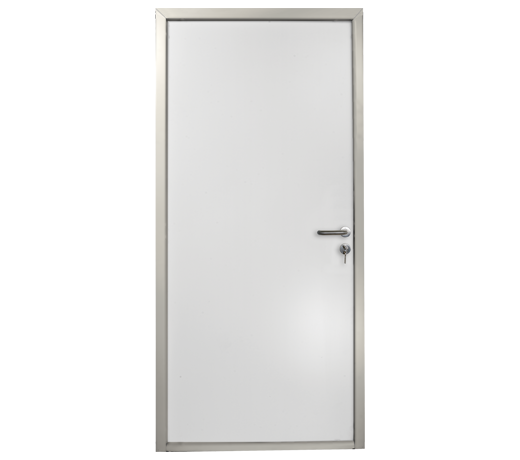 DuraPass insulated door - Inside view