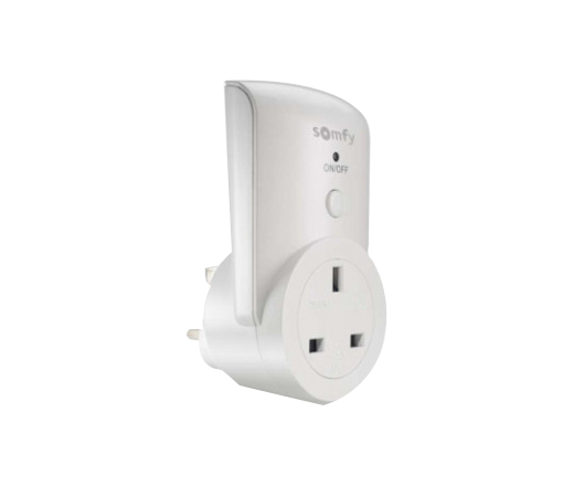 Somfy Remote-controlled electric socket