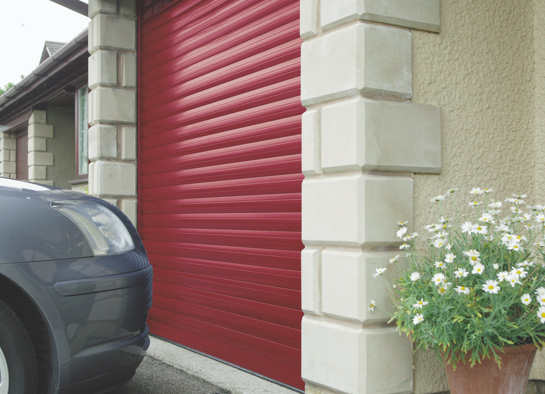 DuraPass Ultimate Roller Garage Door